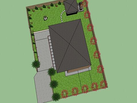 Kent Garden Peyzaj